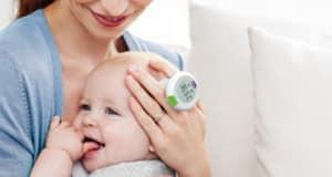 Beste digitale thermometer voor een baby
