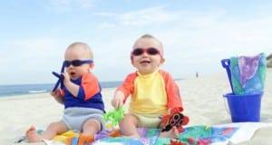 ogen beschermen van je baby