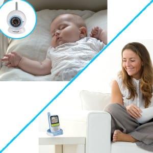 Baby monitor kopen met lang bereik