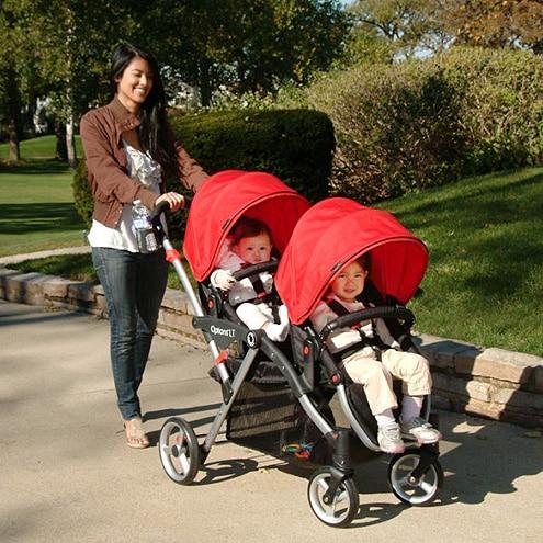 Kinderwagen kopen tips - Tandem kinderwagen