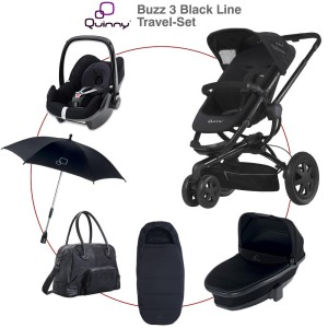 Quinny Buzz Kopen Gids - accessoires