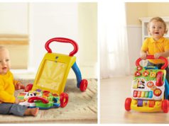 Loopstoel baby kopen tips