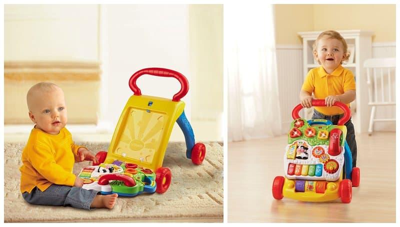Loopstoel baby kopen tips koddie