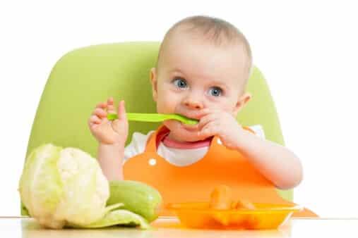 Baby groenten