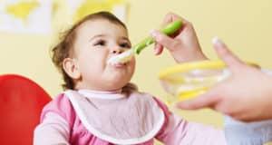 Baby voeden