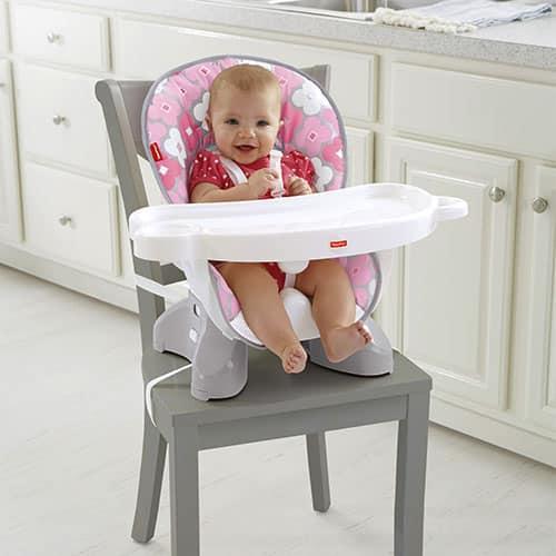 Goedkoopste Eetstoel Baby kopen