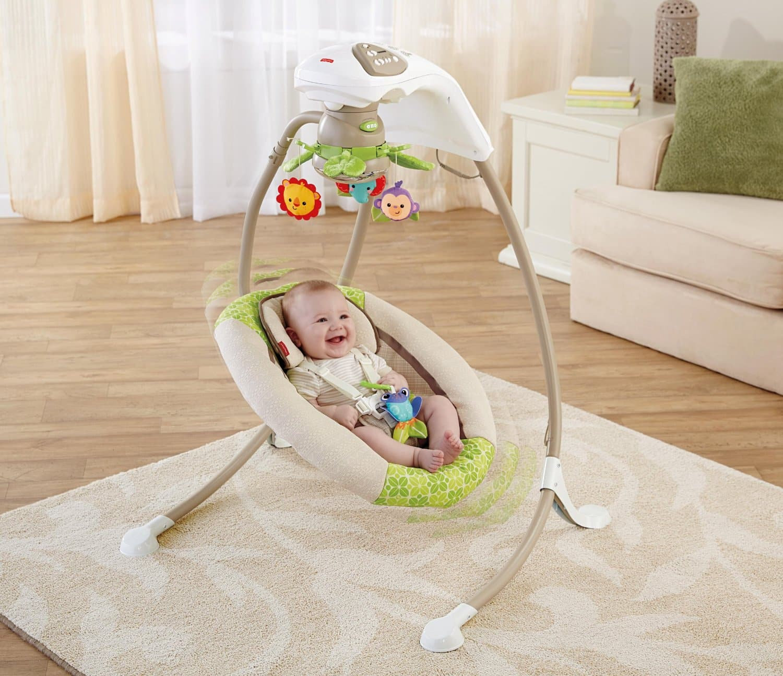 Baby Schommelstoel Automatisch.Schommelstoel Baby Kopen Tips Koddie